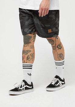 Urban Classics Block black/ dark camo
