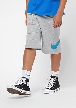 NIKE NSW Short Jersey dark grey heather/equator blue