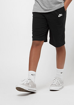 NIKE Sportswear Short black/white