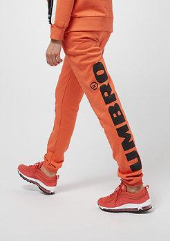 Umbro Umbro wmn Track Pant Large Logo orange/black