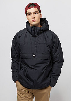 Park Authority Hooded Halfzip navy