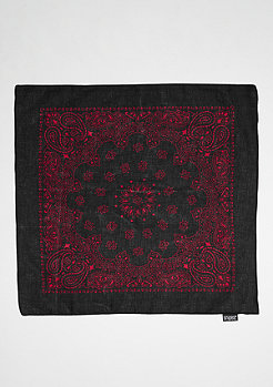 SNIPES Bandana black/red