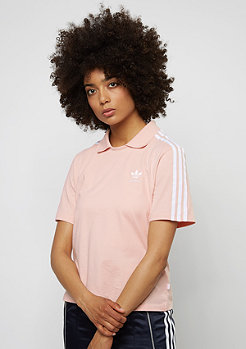 Polo Tee vapour pink