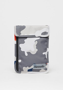 Cleptomanicx Neck Pouch camouflage