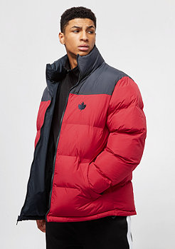 Park Authority Puff Reversible major red/navy