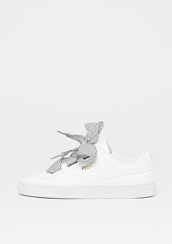 Puma Basket Heart white-white