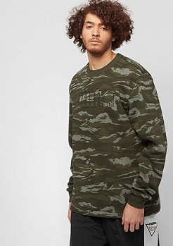Puma Camo Fleece forest night