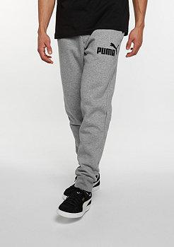 Puma Trainingshose ESS No. 1 medium grey heather/velvet