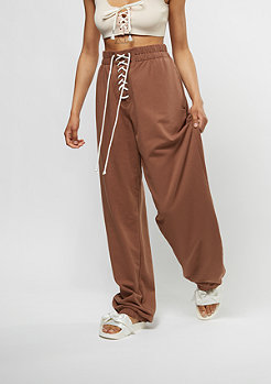 Fenty by Rihanna Front Lacing Sweatpant friar brown