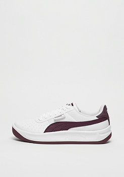 Puma Selena Gomez California Scratch white/fig/metallic ash