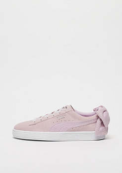 Puma Suede Bow Uprising winsome orchid-puma white