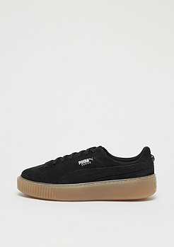 Puma Suede Platform Jewel Junior black-black