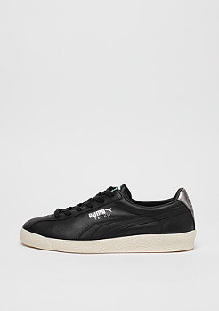 Puma Te-Ku Leather puma black-marshmallow-puma team gold