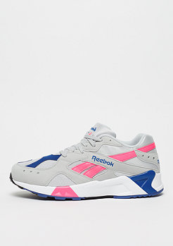 Reebok Aztrek skull grey/acid pink/coll royal/white/black