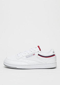 Reebok Club C 85 MU sptlt white/collegiate navy/excellent red