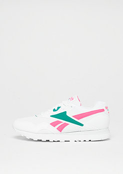 Reebok Rapide MU white/tottally teal/acid pink