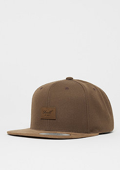 Reell Suede Cap dark earth
