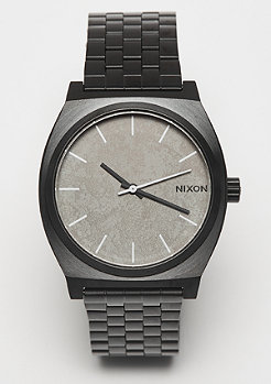 Nixon Time Teller black/concrete