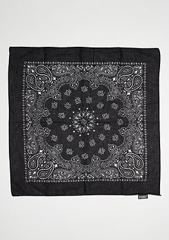 SNIPES Bandana black