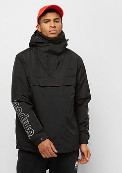 SNIPES Basic Windbreaker black