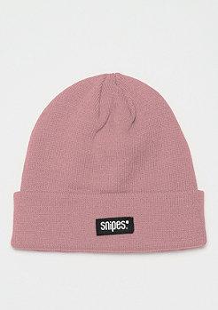 SNIPES Box Logo rose