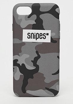 SNIPES Box Logo Case iPhone 8 stone camo