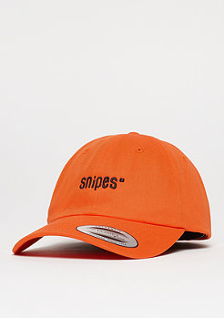 SNIPES Baseball-Cap Curved orange
