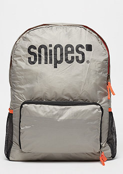 SNIPES Rucksack Packable light grey/black