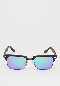 SNIPES Sonnenbrille 199.326.1 matte black/shiny gunmetal/green
