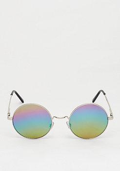SNIPES Sonnenbrille 199.327.3 silver/rainbow mirror
