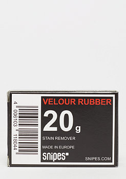 SNIPES Velour Rubber