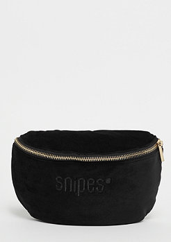 SNIPES Velvet Waistbag black