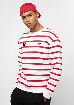 SNIPES WTC Stripe white/red