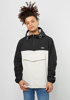 SNIPES Übergangsjacke Windbreaker black/moonbeam