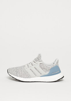 adidas Ultra Boost grey one/off white/trace purple