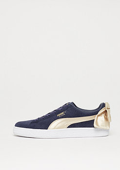 Puma Suede Bow BSQT peacoat-metallic gold