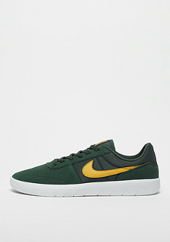 NIKE SB Team Classic midnight green/yellow ochre/white