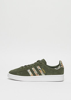 adidas Campus base green/base green/ftwr white