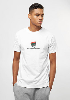 Mister Tee T-Shirt Shoebox white