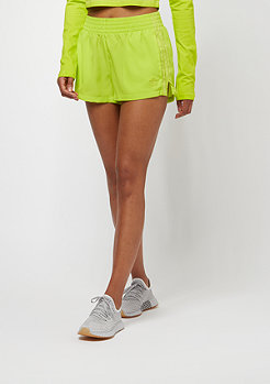 adidas The Dye Pack High Waist Short yellow
