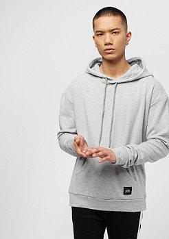 Sixth June Regular Hoodie With Kangaroo Pocket light grey