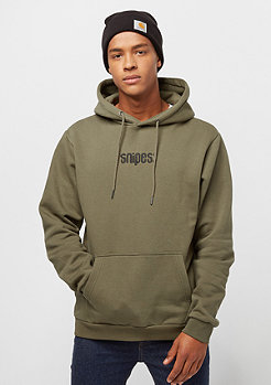 SNIPES Small Logo olive night