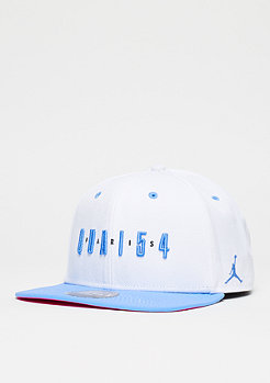 JORDAN Snap Q54 white/university blue