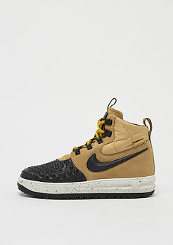 NIKE Lunar Force 1 Duckboot '17 (GS) metallic gold/black-light bone