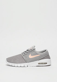 NIKE SB Stefan Janoski Max GS atmosphere grey/crimson tint-vast grey