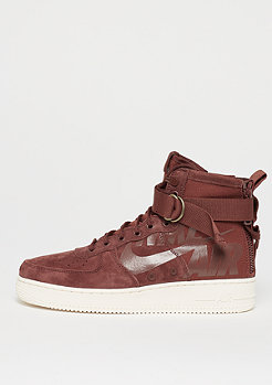 NIKE SF Air Force 1 Mid pueblo brown/pueblo brown/dark russet