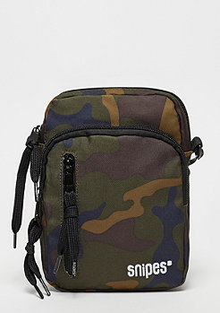 SNIPES Cross Body Bag camo