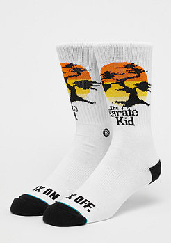 Stance The Karate Kid white