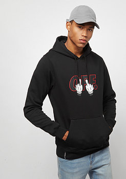 Cayler & Sons C&S WL Seriously Hoody black/red
