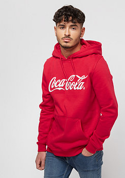 MERCHCODE Coca-Cola Logo red
